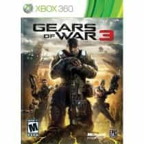 Gears of War 3, Xbox 360 (Games), Shooting,
