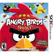 Compare Angry Birds Trilogy, 3DS   Games , Puzzle, at KSA Price