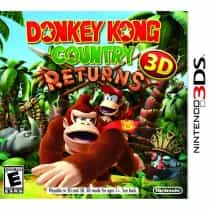 Donkey Kong Country: Returns 3D, 3DS (Games),…