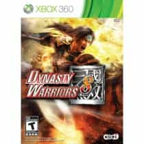 Dynasty Warriors 8, Xbox 360 (Games), Action/Adventure