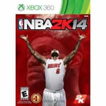 NBA 2K14, Xbox 360 (Games), Sports,