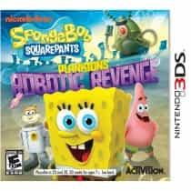 SpongeBob: Planktons - Robotic Revenge, 3DS…
