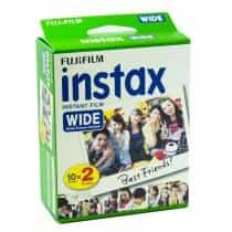 Fuji Instax Wide, Film, for (Fuji) Instax 210