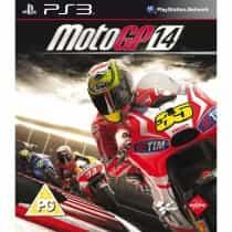 MotoGP 14, PlayStation 3 (Games), Racing,