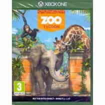 Zoo Tycoon, Xbox One (Games), Simulation,