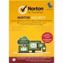 Norton Security, English, 1 User - 5 Devices