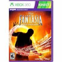Fantasia: Music Evolved, Xbox 360 (Games), Music,