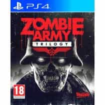 Zombie Army Trilogy, PlayStation 4 (Games), Action/Adventure,