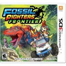 Fossil Fighters Frontier, 3DS (Games), RPG (Role-Playing)