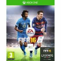 FiFa 16, Xbox One (Games), Sports, Blu-ray Disc