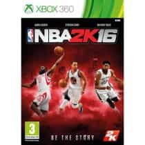 NBA 2K16, Xbox 360 (Games), Sports