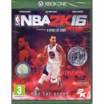 NBA 2K16, Xbox One (Games), Sports