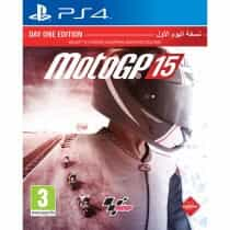 MotoGP 15: Day One Edition, PlayStation 4…