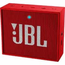 JBL GO, Portable Speaker, Bluetooth, Red