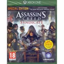 Compare Assassin s Creed: Syndicate    Special Edition, Xbox One   Games , Action Adventure, Blu ray Disc at KSA Price