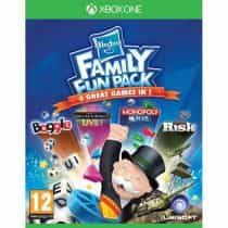Compare Hasbro: Family Fun  Pack    4  Great Games in  1,  Xbox One   Games , Family, at KSA Price