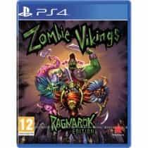 Zombie Vikings: Ragnarok Edition, PlayStation 4…