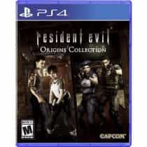 Resident Evil: Origins Collection, PlayStation 4…