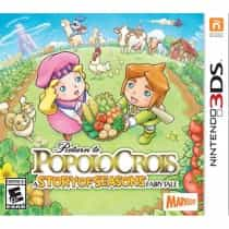 Compare Return to  PopoloCrois: A  Story of  Seasons Fairytale, 3DS   Games , RPG   Role Playing , Game Card at KSA Price