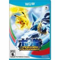 Pokken Tournament, Wii U (Games), Fighting,…