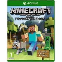 Minecraft: Favorites Pack, Xbox One (Games), Simulation,…