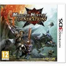 Monster Hunter: Generations, 3DS (Games), Action/Adventure,…