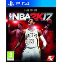 NBA 2K17, PlayStation 4 (Games), Sports,