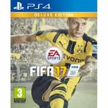 FiFa 17: Deluxe Edition, PlayStation 4 (Games),…