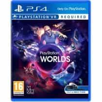 PlayStation VR Worlds, PlayStation 4 (Games),…