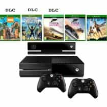 Microsoft Xbox One (with Kinect), 500 GB,…