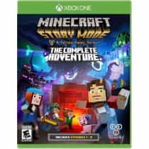 Minecraft: Story Mode (A Telltale Games Series)…