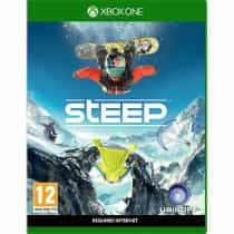 Steep, Xbox One (Games), Sports, Blu-ray Disc