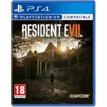 Resident Evil VII: Biohazard, PlayStation 4 (Games),…