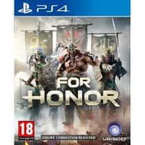 Compare For  Honor, PlayStation 4   Games , Action Adventure, Blu ray Disc at KSA Price