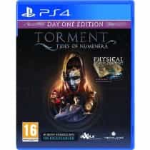 Compare Torment Tides of  Numenera, PlayStation 4   Games , RPG   Role Playing , Blu ray Disc at KSA Price