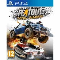 Flatout 4 Total Insanity, PlayStation 4 (Games),…