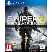 Sniper Ghost Warrior 3 Season Pass Edition, PlayStation…