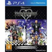 Compare Kingdom Hearts HD  1.5  +  2.5  ReMix, PlayStation 4   Games , Action Adventure, Blu ray Disc at KSA Price