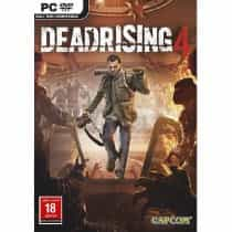 Dead Rising 4, PC Game, Survival Horror, Blu-ray…