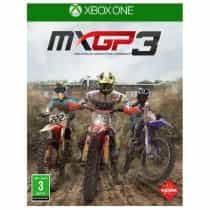 MXGP 3, Xbox One (Games), Racing, Blu-ray Disc