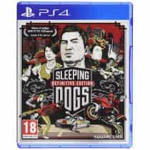Compare Sleeping Dogs Definitive Edition, PlayStation 4   Games , Action Adventure, Blu ray Disc at KSA Price