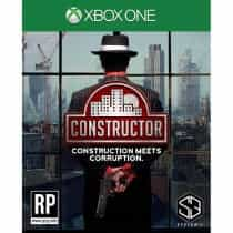Constructor, Xbox One (Games), Simulation, Blu-ray…