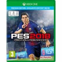 PES (Pro Evolution Soccer) 2018, Xbox One (Games),…