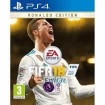 FiFa 18: Deluxe Ronaldo Edition, PlayStation 4…