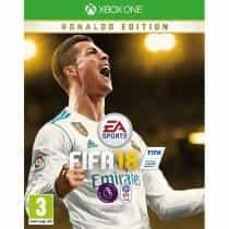 FIFA 18 Deluxe Ronaldo Edition, Xbox One (Games),…