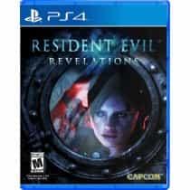 Resident Evil Revelations, PlayStation 4 (Games),…