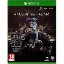 Middle Earth: Shadow of War, Xbox One (Games),…