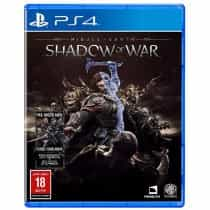 Middle Earth: Shadow of War, PlayStation 4 (Games),…