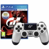 Gran Turismo Sport + DualShock 4 Limited Edition…
