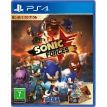 Sonic Forces: Day One Edition, PlayStation 4…